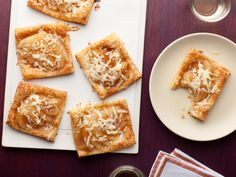 Get this all-star, easy-to-follow Food Network Quick Pear Tart recipe from Sunny Anderson.
