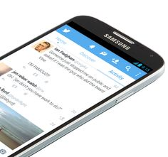 Twitter for Android app I hope with Google still
