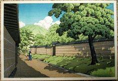 Kawase Hasui: Nara
