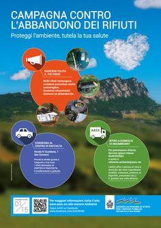 AASS – Campagna contro l'abbandono dei rifiuti