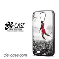 Michael Jordan DEAL-7152 Samsung Phonecase Cover For Samsung Galaxy S4 / S4 Mini