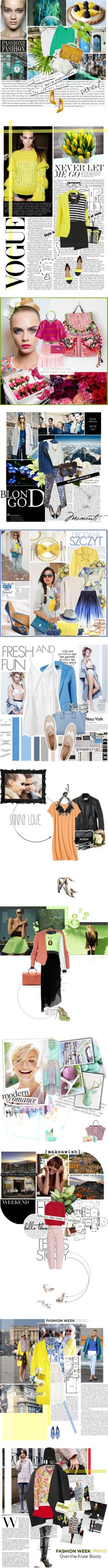 """These members should be fashion designers!"" by agneselace ❤ liked on Polyvore"