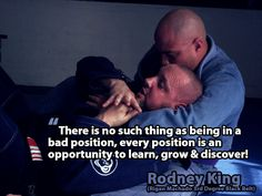 Take every opportunity to learn, especially in the most difficult of spaces in your life!