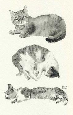 2487.jpeg - イラストレーター大崎吉之の絵 | LOVELOG Osaki Yoshiyuki