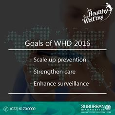 The theme for the 2016 World Health Day is 'Beat Diabetes'