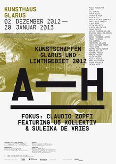 buero146 – Estudio de diseño de Zurich (Suiza)