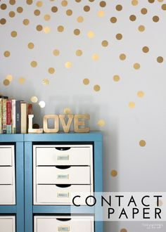 9 Things Renters Can Put On Their Walls | Contact Paper