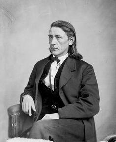 John Ross Cherokee | ... Tsanusdi or Guwisguwi (aka John Ross or Little John) - Cherokee - 1835