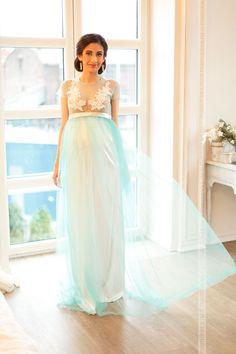 Свадебное платье для беременных (image 3)