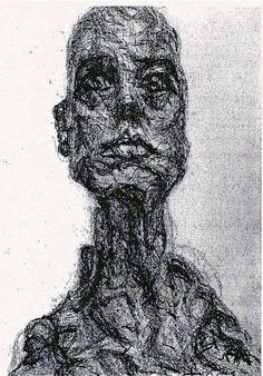giacometti disegni   Giacometti Drawings   rosiemalachi