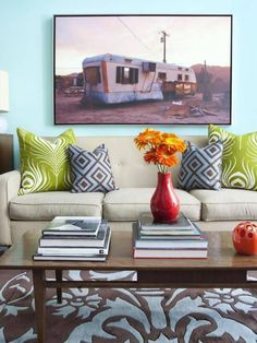 Easy Living Room Decorating Ideas  -  There are so many living room decorating ideas, from glamorous to vintage style. These living room decorating ideas are used for giving it an instant ...