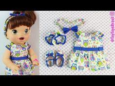 Baby Alive Minha Boneca Trocando Amandinha Look Bialê ToyToysBrasil - YouTube