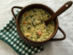 Comfort food packed with healthy vegetables