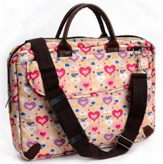 SONY 13.3 inch Notebook Laptop Case VAIO VPC-Z12LGX Shoulder Messenger Bag - Pink Heart Drop Kroo,http://www.amazon.com/dp/B00CRJJHZG/ref=cm_sw_r_pi_dp_y-7Nsb0T6QZSNGZQ