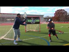 Crease Coach : Lacrosse Goalie Coach Scott Rodgers on stopping the One on One - YouTube