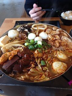 Spicy Taiwanese hot pot