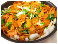 Easy and Delicious Chilaquiles