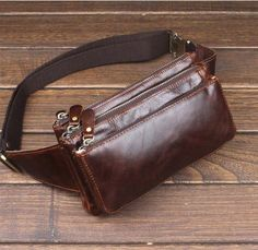Find More Waist Packs Information about genuine leather cowhide small waist bags for men Tactical mans belt wallets  chest pack waist bags for men,High Quality leather portfolio bag,China bag hanger Suppliers, Cheap bag belt leather from East Asia Leather store on Aliexpress.com
