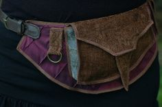 i need a utility belt for ren faire