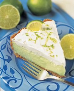 Recipes For Key Lime Pie: {10 Tasty Variations