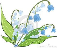 Lily Valley Flower Design Stock Illustrations – 299 Lily Valley Flower Design Stock Illustrations, Vectors & Clipart - Dreamstime - Page 2
