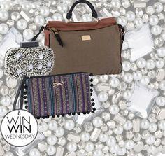 Νέος Διαγωνισμός: Κέρδισε 3 τσάντες Achilleas Accessories