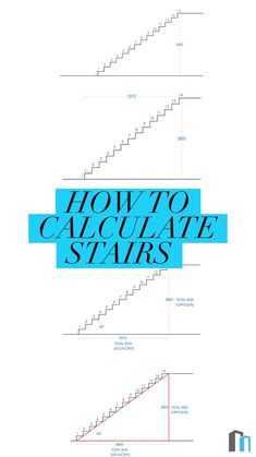 Stair Calculator Calculate Stair Rise And Run Mycarpentry - The Stair Calculator Is Used For Calculating Stair Rise And Run Stair Angle Stringer Length Step Height Tread Depth And The Number Of Steps Required For A Given Run Of Stairs For Convenience And Architecture Concept Drawings, Stairs Architecture, Architecture Student, Architecture Details, Interior Architecture, Autocad Revit, Portfolio Book, Interior Design Business, Staircase Design