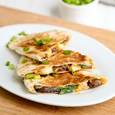 KoreanBBQQuesadillas