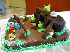 Many Means: ANGRY BIRDS BIRTHDAY