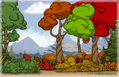 forest cartoon - Google Search