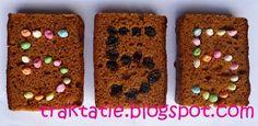 Kindertraktaties: Ontbijtkoek met cijfer