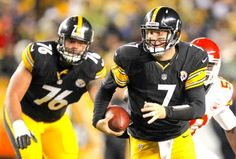 Steelers down Chiefs in OT, but lost Roethlisberger 16-13