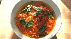 Pappa Pomodoro Recipe : Tobie Puttock Recipes | LifeStyle FOOD
