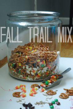 Fall Trail Mix! by Jodimichelle