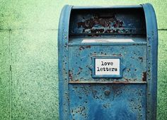 A real love letter should be handwritten and mailed …