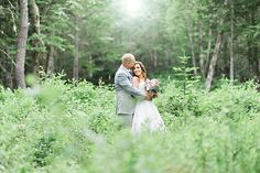 Rustic, Beach Wedding at White Point Beach Resort, NS