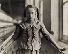 Photographs Of Child Labor In The United States, Late 1800s - Early 1900s - i am bored