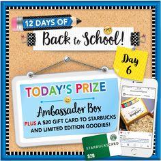 Enter to Win: Ambassador Box from Creative Teaching Press