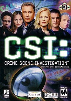 CSI: Who doesn't love it? It's the best TV show ever! Best Tv Shows, Favorite Tv Shows, Serie Ncis, Csi Crime Scene Investigation, Cold Case, Game Sales, Classic Tv, Classic Movies