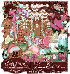 AmyMaire: PTU Gingie Christmas