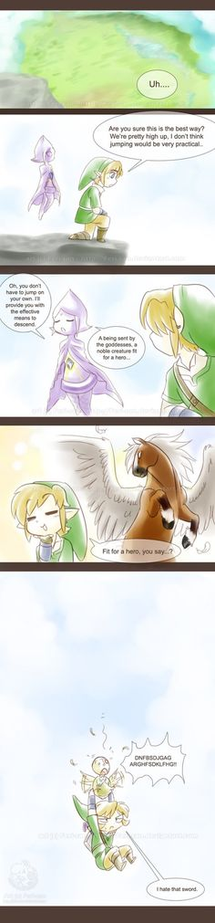 LoZ: Fit for a Hero by *Feri-san HAHAHAHA!!