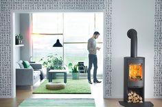 Contura 510 style Decor, Oversized Mirror, Wood, Furniture, Home, Safi, Wood Burning Stove, Home Decor