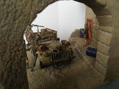 British lrdg command car 1/35