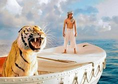 Life of Pi - Wonderful movie!