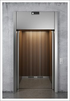 Young Elevator Interiors Inc. in Sacramento, CA provides a portfolio of our elevator cab interior fabrication services. Wood Interiors, Office Interiors, Elevator Lobby Design, Garage Lift, Stair Lift, Lift Design, Hall Design, Interior Stairs, Lobbies