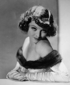"""classic-hollywood-glam: """"Myrna Loy 1933 photo by George Hurrell """" George Hurrell, Old Hollywood Glamour, Golden Age Of Hollywood, Vintage Hollywood, Classic Hollywood, Hollywood Icons, Hollywood Stars, Hollywood Actresses, Myrna Loy"""
