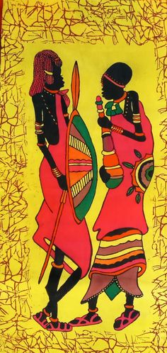 Kenya Michaels, African Artwork, African Sculptures, Earring Trends, How To Make Handbags, Oil Painting On Canvas, Fashion Earrings, Leather Men, Hand Weaving