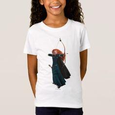 Merida 1 T-Shirt  $20.15  by DisneyPrincess  - cyo customize personalize unique diy
