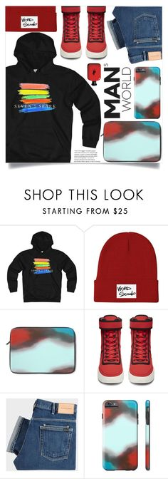 """""""Men's fashion! (5)"""" by samra-bv ❤ liked on Polyvore featuring PS Paul Smith and John Lewis"""