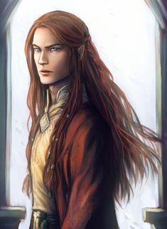 Maedhros: El Alto, elfo noldorin hijo mayor de Fëanor y cabeza de la Casa en la Tierra Media.